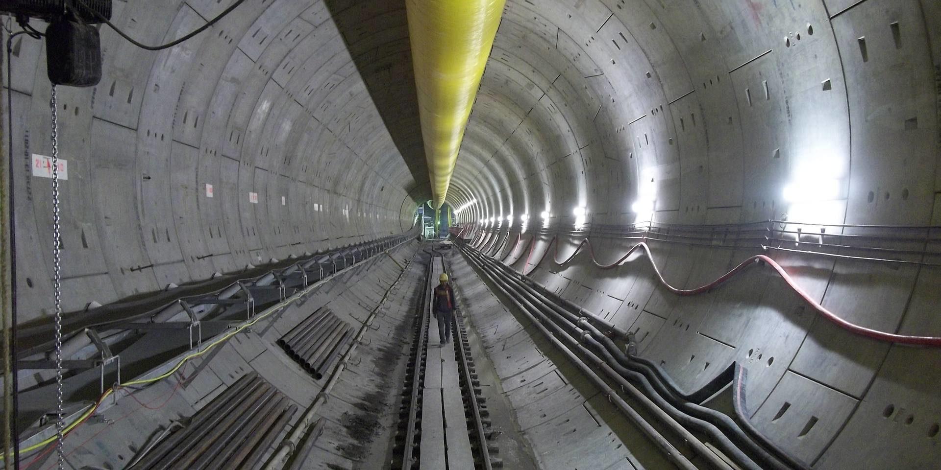 Mexico -Túnel Emisor Oriente - Tramos 3 & 4