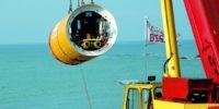 Sables d'Olonne - Emissaire de rejet marin des eaux d'épuration