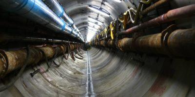 Antofagasta - Prises et rejet d'eau de mer - Projet Escondida Water Supply