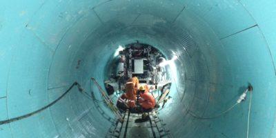 Doha - Collecteurs des eaux usées de la zone Sud - Projet IDRIS - lot MTS01