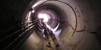 Bogota - Tunnel d'assainissement de l'ITB (Interceptor Tunjuelo Bajo)