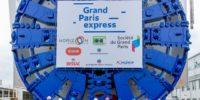 Grand Paris - Métro ligne 15 Sud - lot T3A