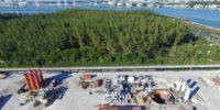 Miami - Norris Cut Project - Conduite forcée d'eaux usées